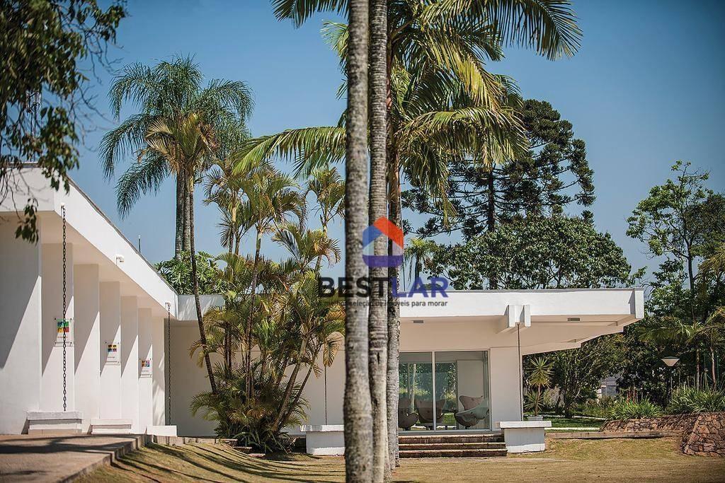 casa à venda, 373 m² por r$ 2.100.000,00 - paisagem renoir - cotia/sp - ca0310