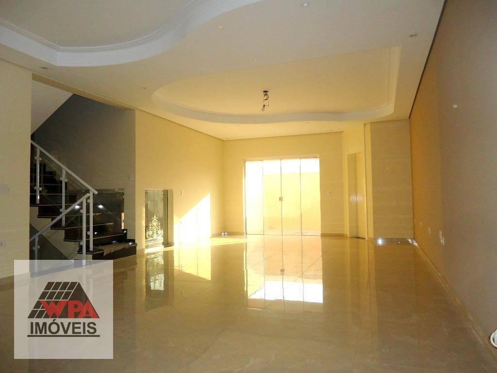 casa à venda, 382 m² por r$ 1.400.000,00 - jardim bela vista - americana/sp - ca2318