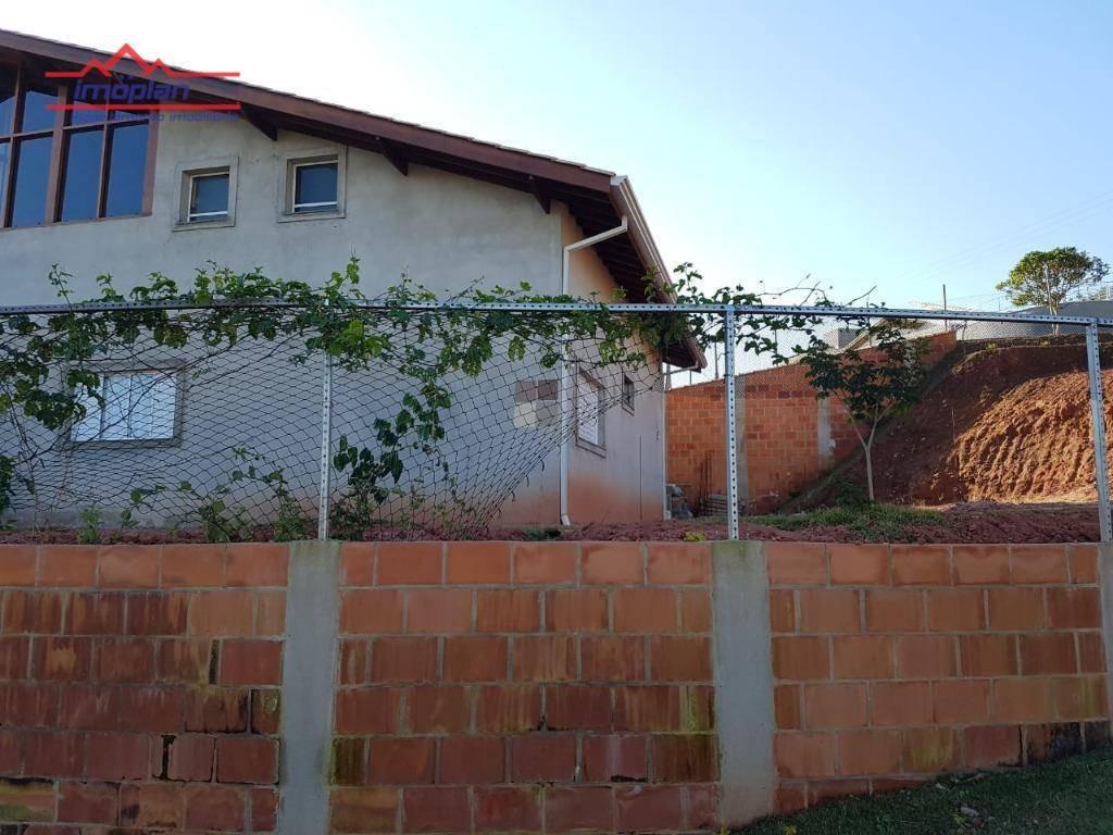 casa à venda, 390 m² por r$ 1.600.000,00 - serra da estrela - atibaia/sp - ca3766
