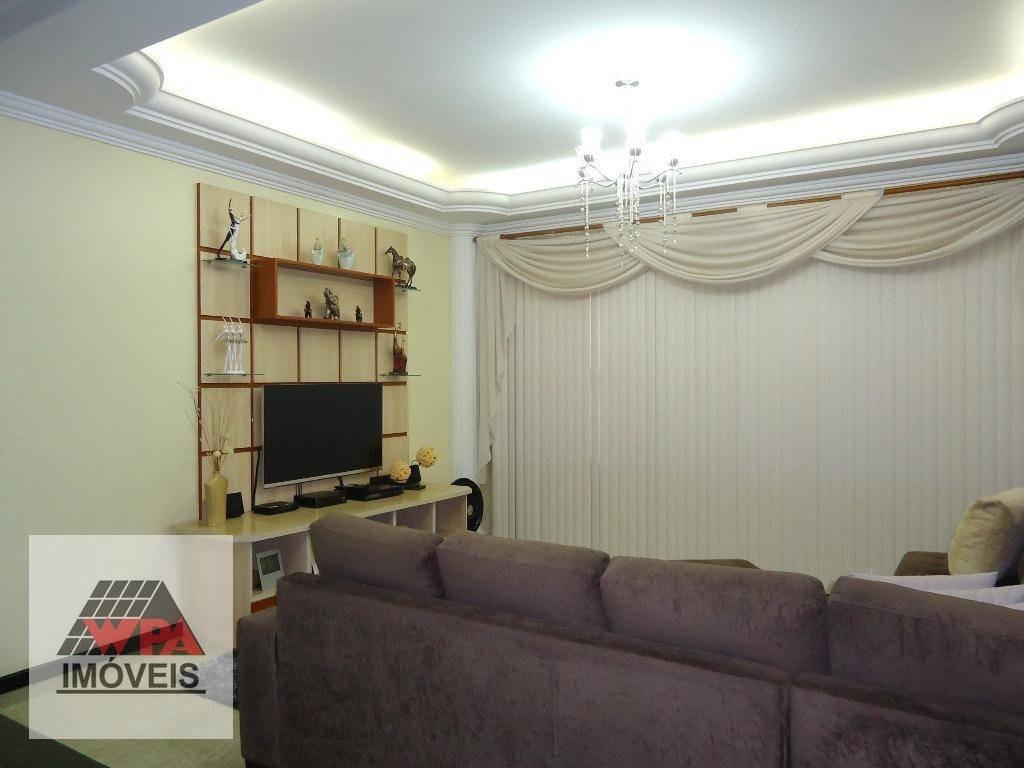 casa à venda, 391 m² por r$ 1.100.000,00 - catharina zanaga - americana/sp - ca1595