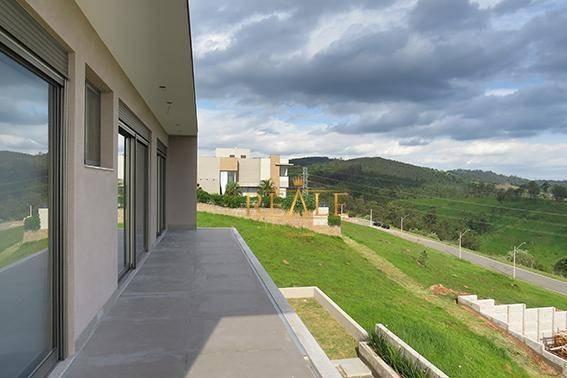 casa à venda, 391 m² por r$ 2.550.000,00 - condomínio campo de toscana - vinhedo/sp - ca1159
