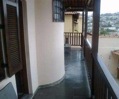 casa à venda, 4 quarto(s), belo horizonte/mg - 2358