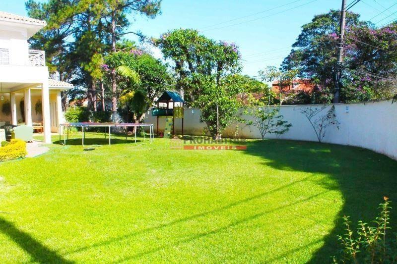 casa à venda, 400 m² por r$ 2.200.000,00 - interlagos - são paulo/sp - ca2126