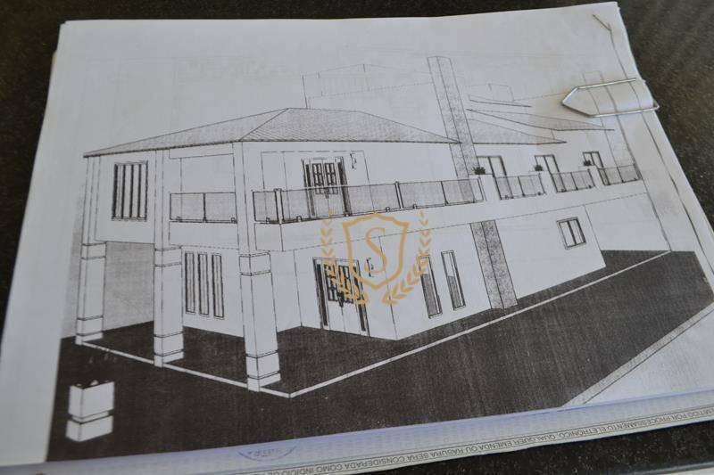 casa à venda, 400 m² por r$ 2.500.000,00 - são francisco - niterói/rj - ca0248
