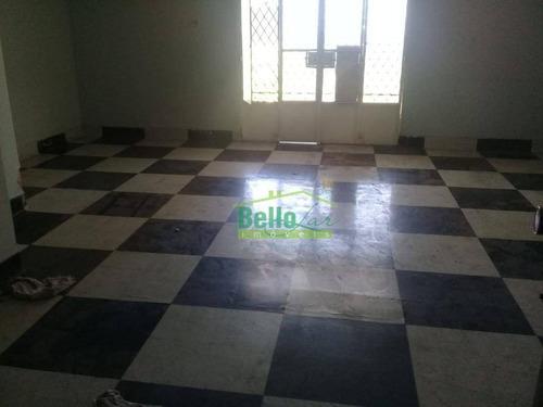 casa à venda, 400 m² por r$ 800.000,00 - casa amarela - recife/pe - ca0527