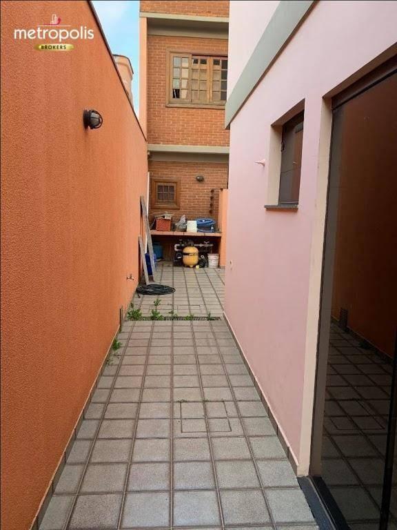 casa à venda, 410 m² por r$ 1.800.000,00 - jardim são caetano - são caetano do sul/sp - ca0303