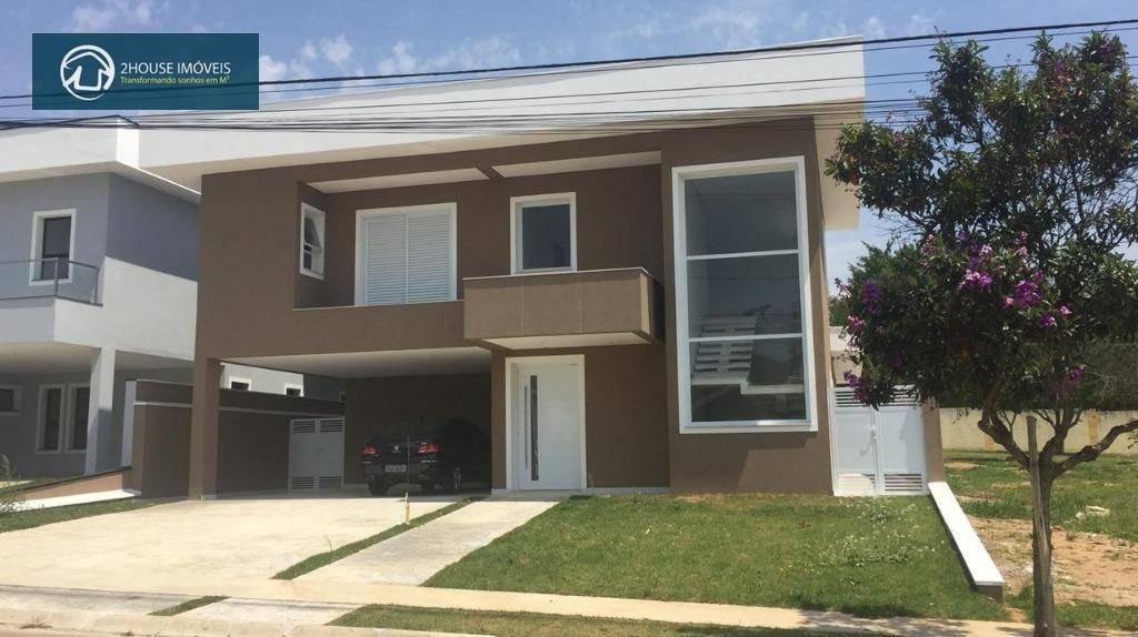 casa à venda, 425 m² por r$ 1.750.000,00 - reserva da serra - jundiaí/sp - ca3039