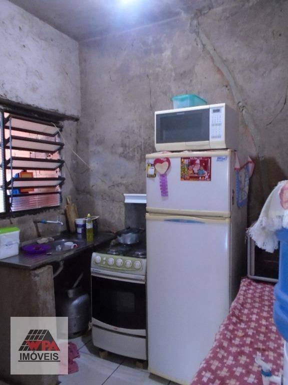 casa à venda, 45 m² por r$ 170.000,00 - parque nova carioba - americana/sp - ca2089