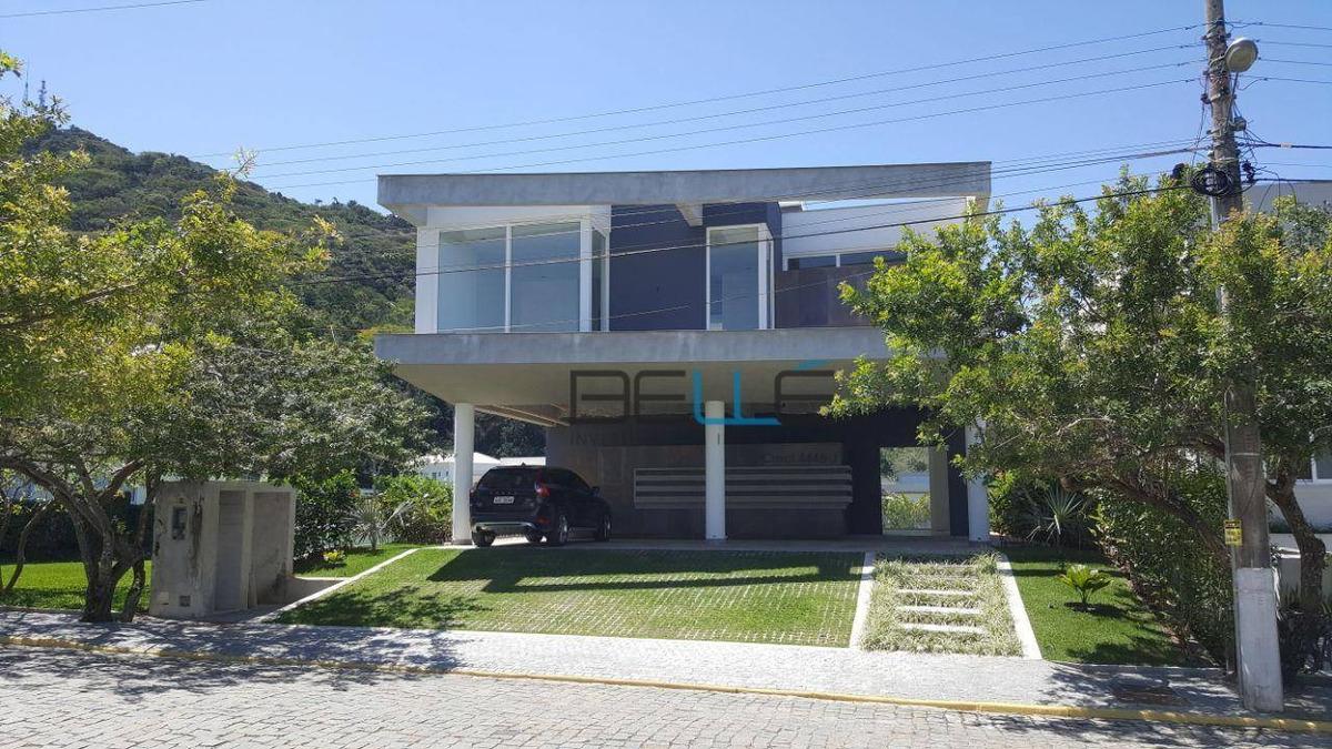 casa à venda, 450 m² por r$ 4.000.000,00 - praia do estaleiro - balneário camboriú/sc - ca0001