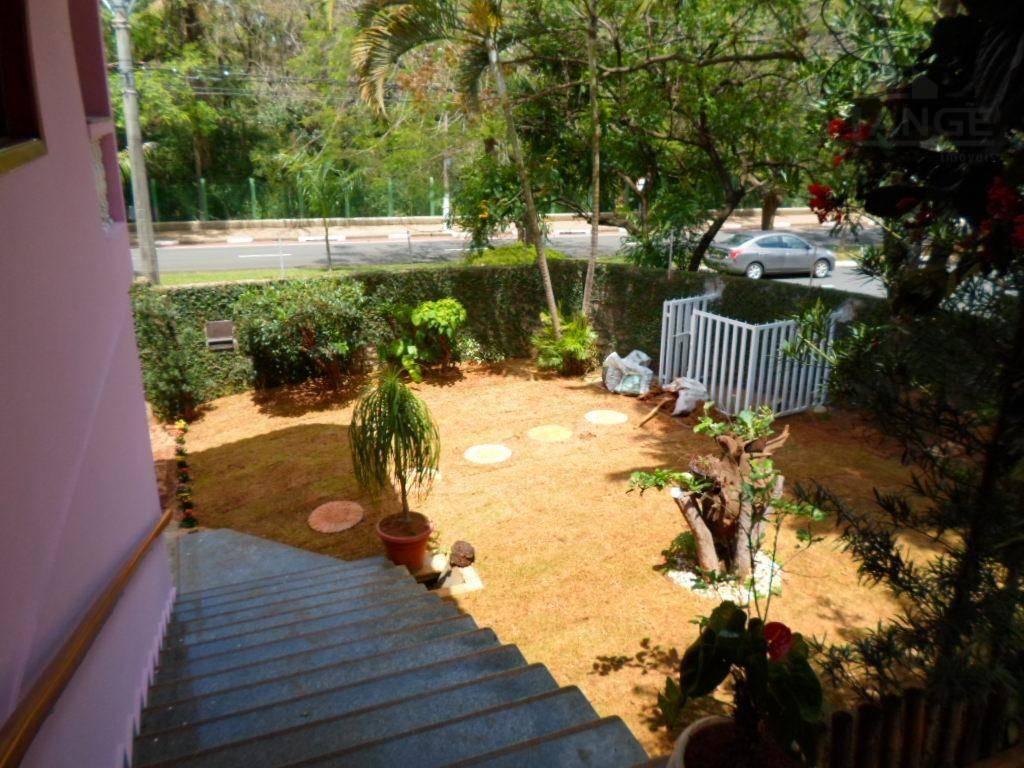 casa à venda, 481 m² por r$ 1.800.000,00 - parque taquaral - campinas/sp - ca5996