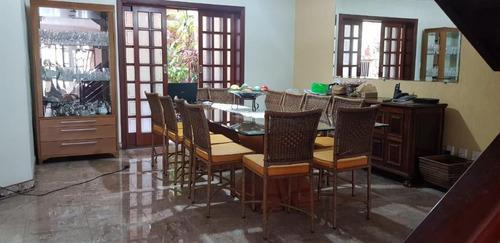 casa à venda, 500 m² por r$ 1.600.000 - parque terranova - valinhos/sp - ca3309