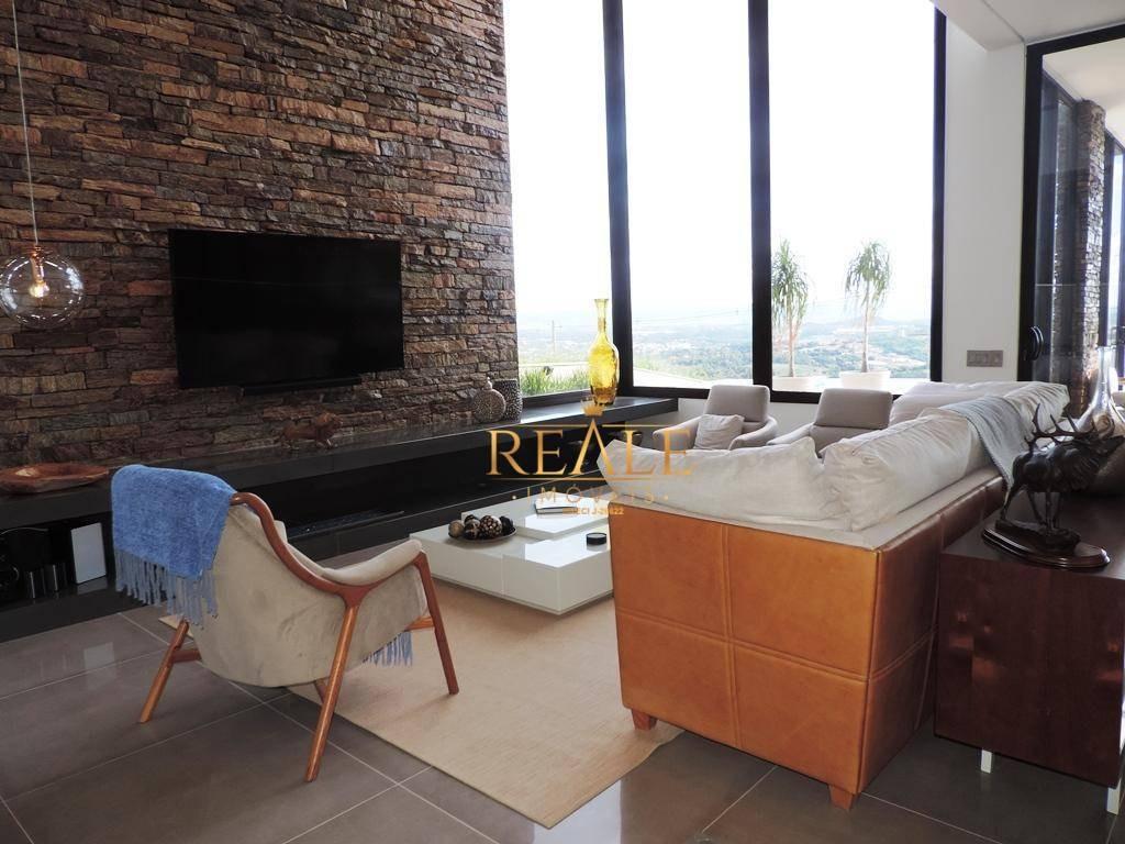 casa à venda, 500 m² por r$ 3.990.000,00 - condomínio campo de toscana - vinhedo/sp - ca1198