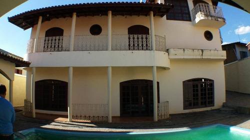 casa à venda, 505 m² por r$ 840.000,00 - jardim bela vista iii - cosmópolis/sp - ca1284
