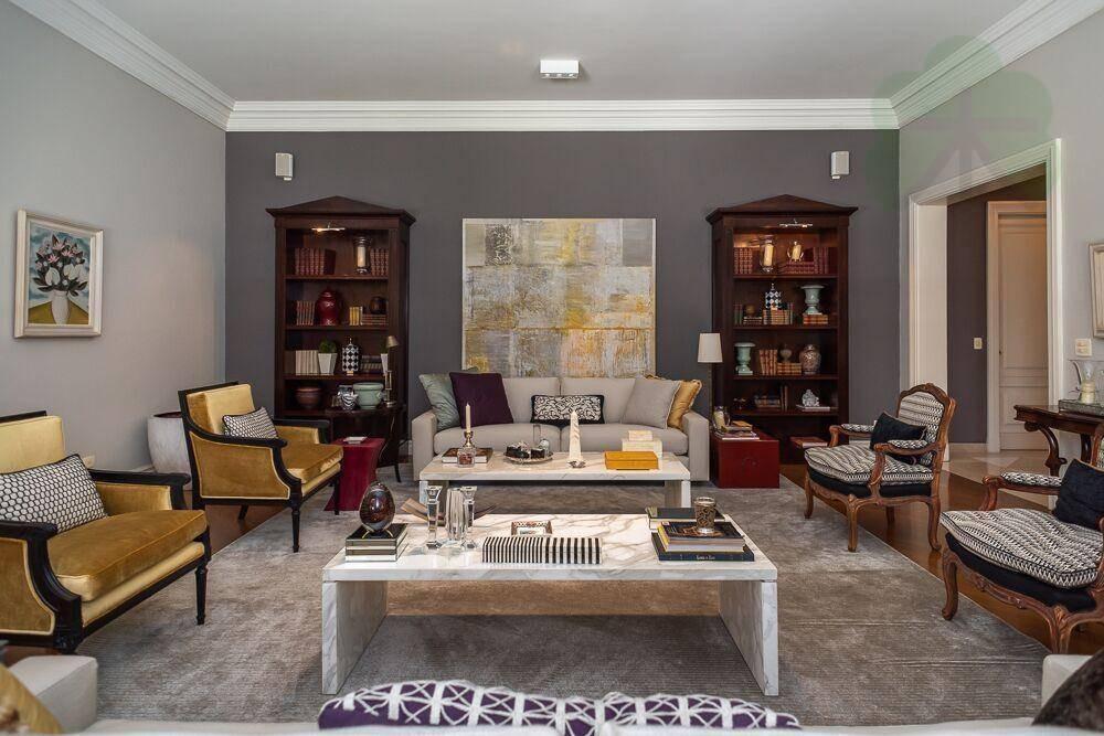 casa à venda, 545 m² por r$ 8.500.000,00 - jardim guedala - são paulo/sp - ca0137
