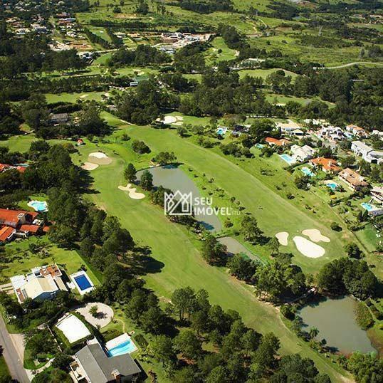 casa à venda, 580 m² por r$ 4.500.000,00 - condomínio terras de são josé - itu/sp - ca1840