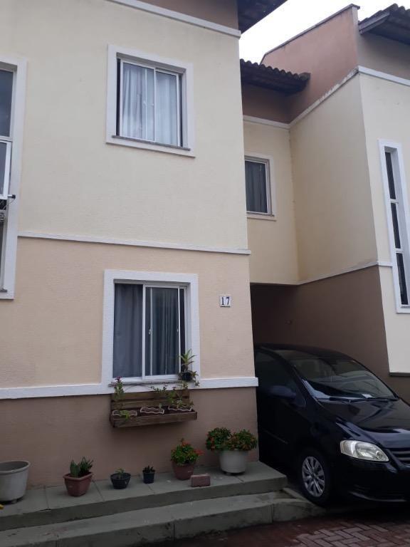 casa à venda, 60 m² por r$ 160.000,00 - prefeito josé walter - fortaleza/ce - ca1591