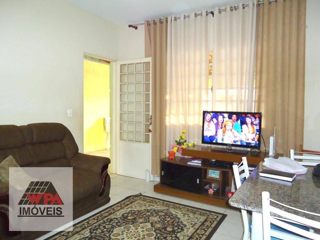 casa à venda, 61 m² por r$ 240.000,00 - parque nova carioba - americana/sp - ca2192