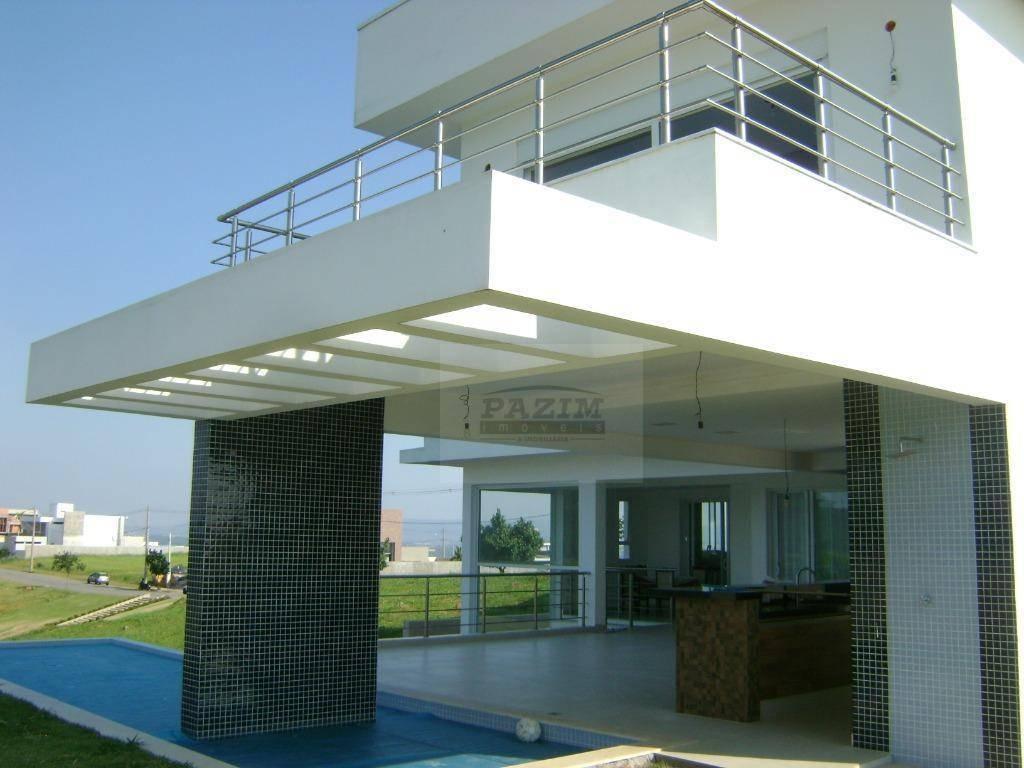 casa à venda, 630 m² - condomínio campo de toscana - vinhedo/sp - ca4220