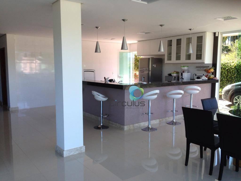 casa à venda, 630 m² por r$ 4.000.000,00 -  escarpas do lago - capitólio/mg - ca0374