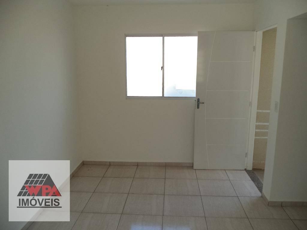 casa à venda, 64 m² por r$ 210.000,00 - parque dos pinheiros - nova odessa/sp - ca2563