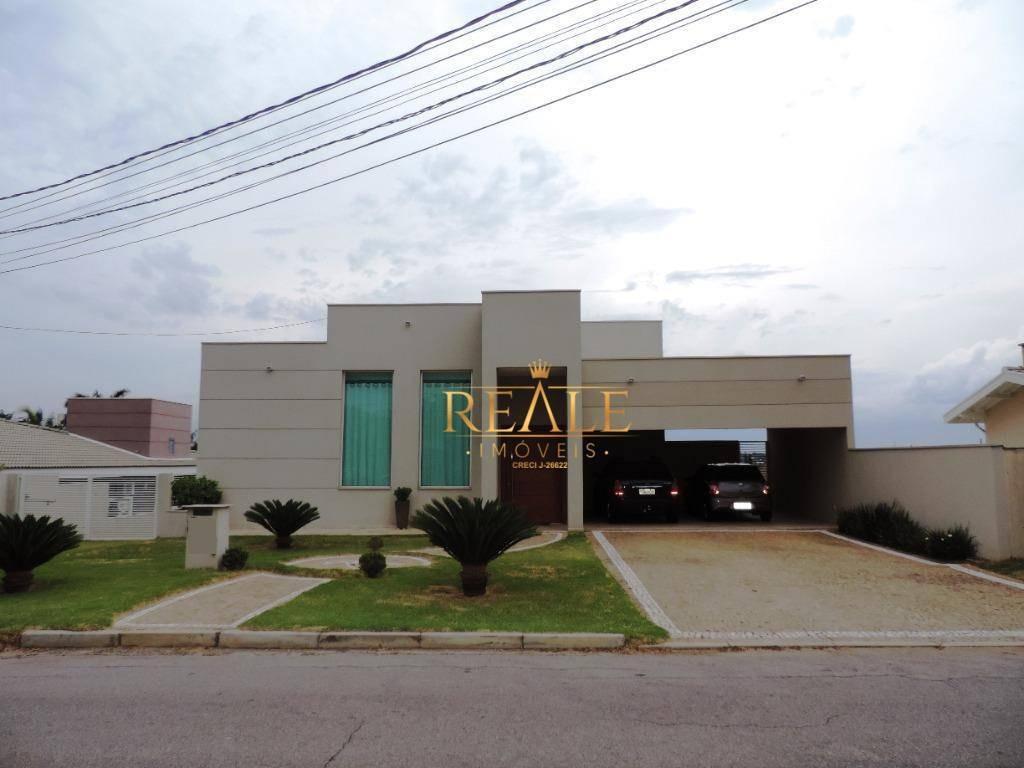 casa à venda, 650 m² por r$ 2.590.000,00 - condomínio marambaia - vinhedo/sp - ca0869