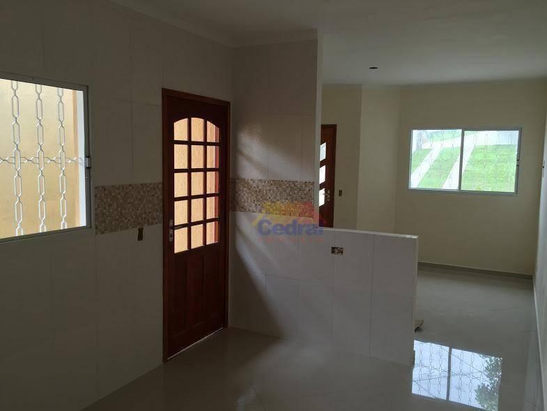 casa à venda, 66 m² por r$ 239.000,00 - vila são paulo - mogi das cruzes/sp - ca0017