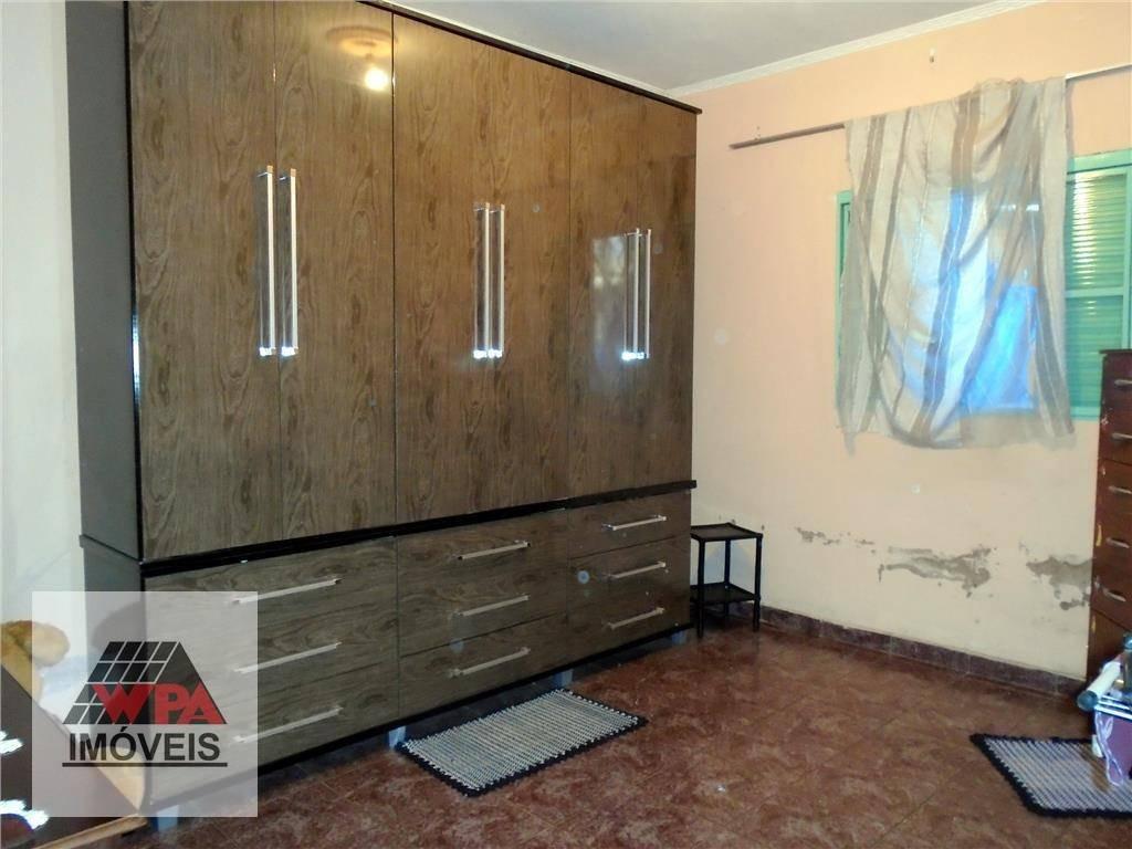 casa à venda, 66 m² por r$ 250.000,00 - jardim américa - americana/sp - ca0661