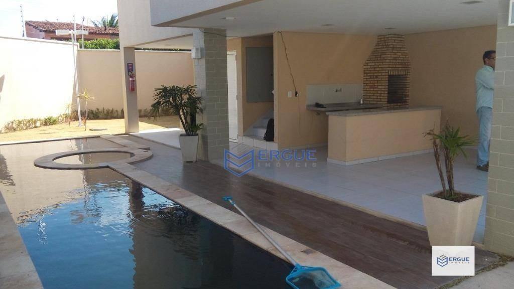 casa à venda, 70 m² por r$ 210.000,00 - messejana - fortaleza/ce - ca0010