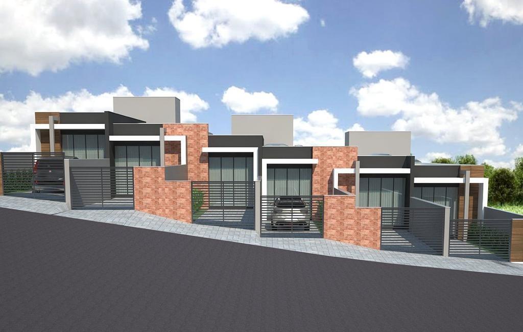 casa à venda, 75 m² por r$ 198.000,00 - passo manso - blumenau/sc - ca1021