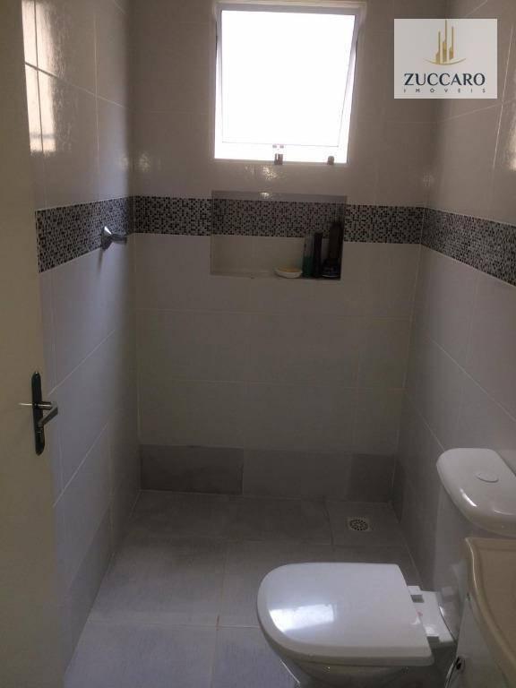 casa à venda, 80 m² por r$ 500.000,00 - vila galvão - guarulhos/sp - ca3439
