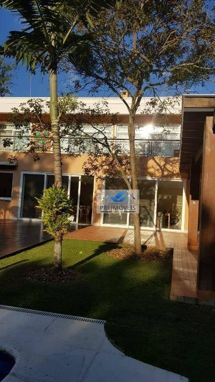 casa à venda, 800 m² por r$ 5.000.000,00 - condomínio terras de são josé - itu/sp - ca0055