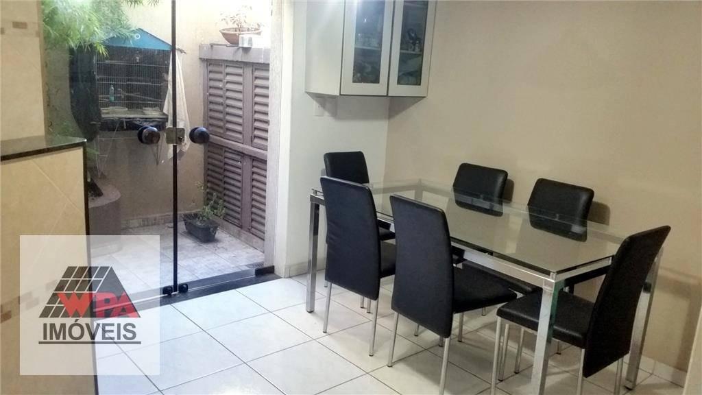 casa à venda, 84 m² por r$ 430.000,00 - vila frezzarin - americana/sp - ca0846