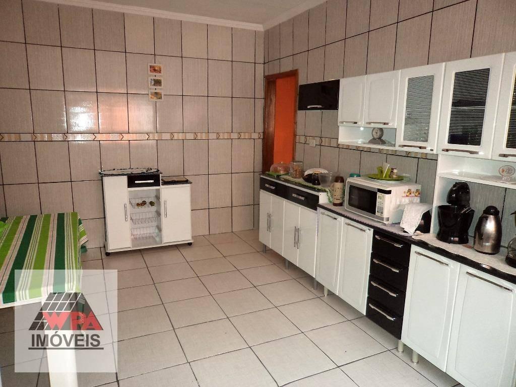 casa à venda, 87 m² por r$ 210.000,00 - jardim da balsa ii - americana/sp - ca1184