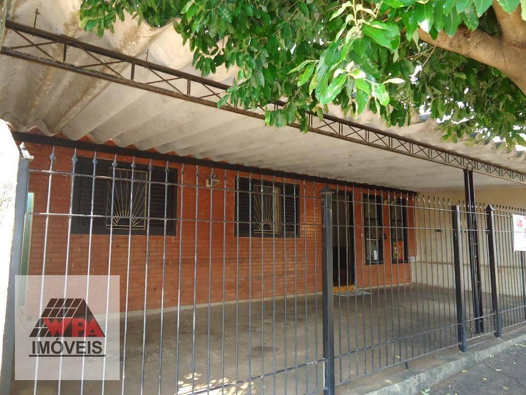 casa à venda, 90 m² por r$ 200.000,00 - antônio zanaga i - americana/sp - ca2416