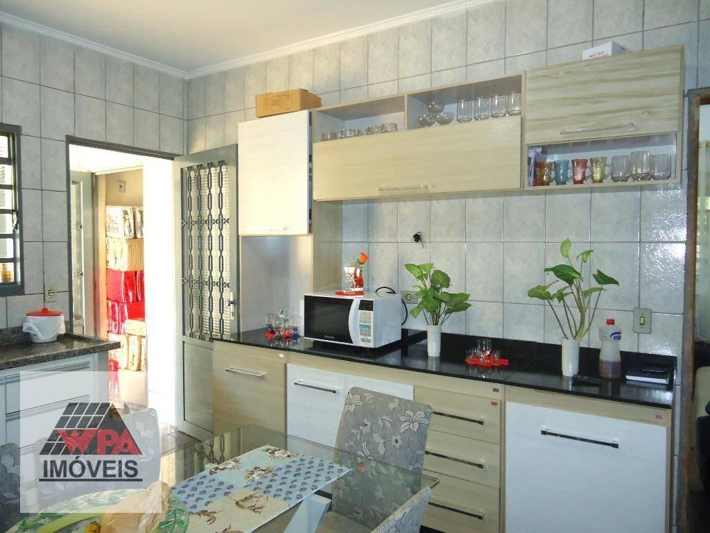 casa à venda, 90 m² por r$ 280.000,00 - residencial vale das nogueiras - americana/sp - ca1791