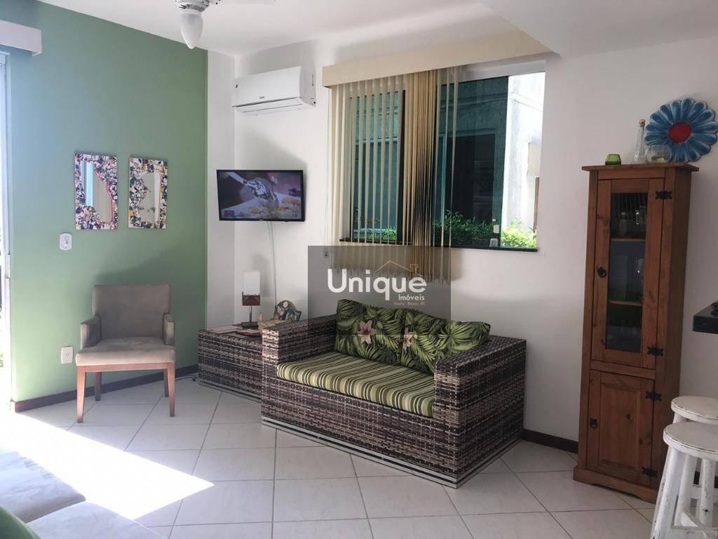 casa à venda, 90 m² por r$ 550.000,00 - palmeiras - cabo frio/rj - ca0803