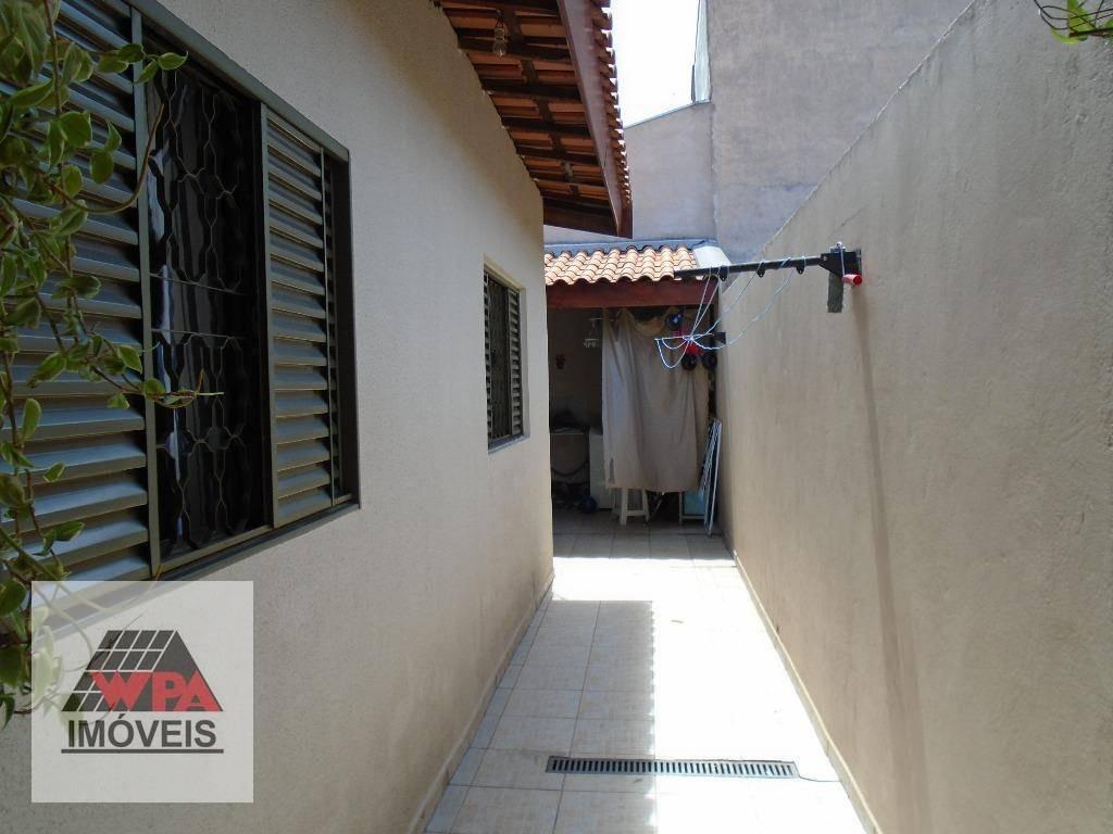 casa à venda, 95 m² por r$ 265.000,00 - parque nova carioba - americana/sp - ca1128