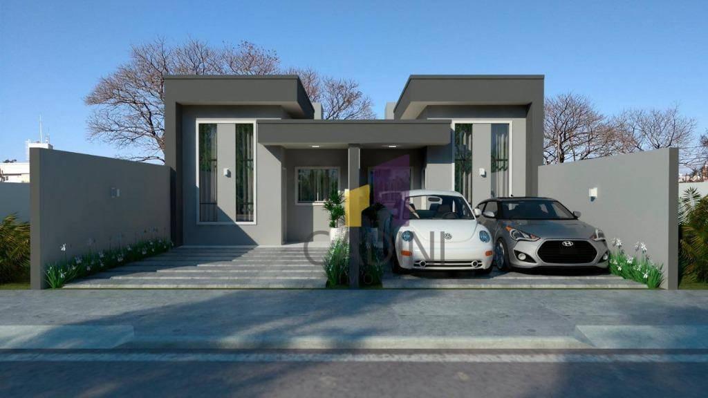 casa à venda - angra dos reis - cascavel/pr - ca0342