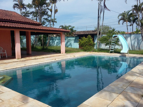 casa à venda com 2.000 m² lado praia em itanhaém. rf.330