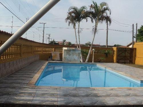casa à venda com piscina de esquina. ref. 191 e 232 cris