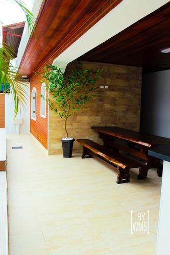 casa à venda com piscina em boraceia litoral norte. 378