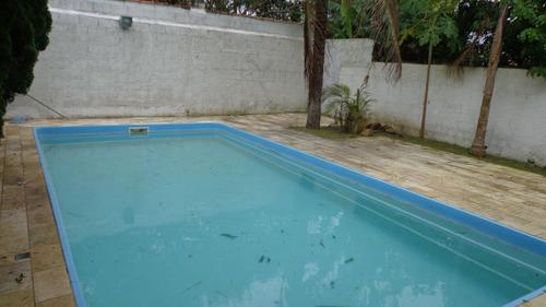 casa à venda com piscina .ref. 167 e 274 cris
