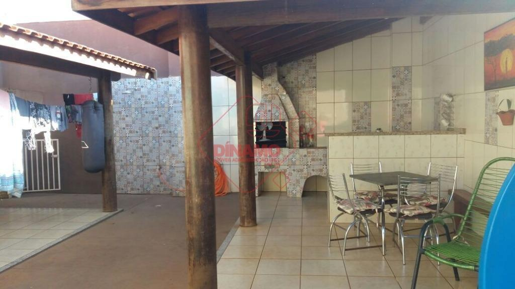 casa à venda, condomínio haras country village, jardinópolis. - ca1217