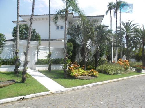 casa à venda - condomínio jardim acapulco - guarujá - ca1235