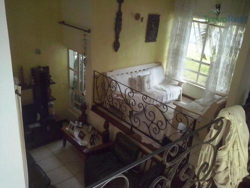 casa à venda, condomínio maison blanche, valinhos. - ca0932