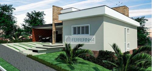 casa à venda condomínio mônaco - urbanova - ca1264