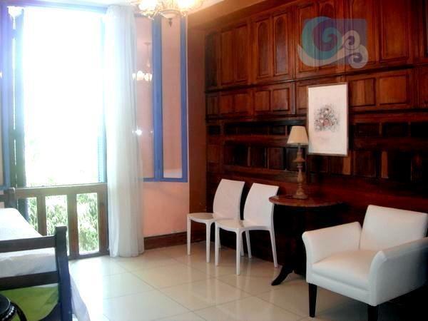 casa à venda - condomínio península - praia da enseada - guarujá. - ca1222