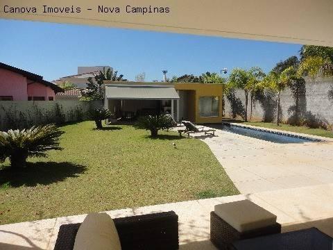 casa à venda em arboreto dos jequitibas (sousas) - ca109063