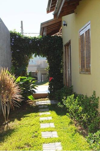 casa à venda em atibaia em condomínio fechado - ca0812