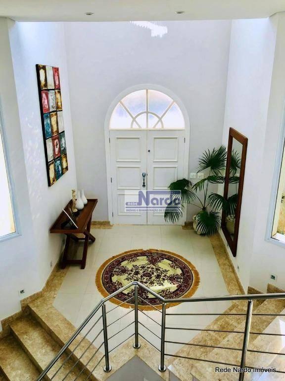 casa à venda em bragança paulista, condomínio residencial jardim das palmeiras - ca0293